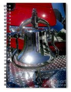 One Bell Spiral Notebook