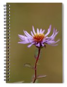 One Blossom Left Spiral Notebook