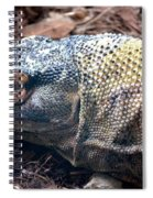One Eyed Monster Spiral Notebook