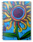 One Flower Spiral Notebook