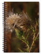 One Man's Weed Spiral Notebook