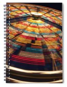 One More Ride Spiral Notebook