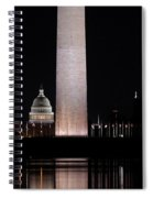 One Nation Spiral Notebook