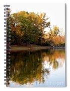 One October's Dream Spiral Notebook