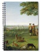 One Tree Hill - Greenwich Spiral Notebook