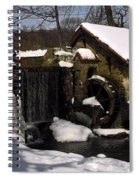 Only In Silence Spiral Notebook