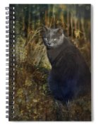 Only The Lonely Spiral Notebook