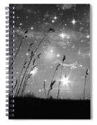 Only The Stars And Me Spiral Notebook