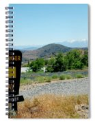 Only You Can Prevent Wildfires Spiral Notebook