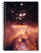 Open Cluster Pismis Spiral Notebook
