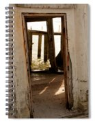 Open Door Policy Spiral Notebook