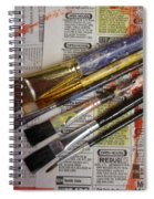 Open House Reduced Spiral Notebook