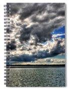 Open Skies Spiral Notebook