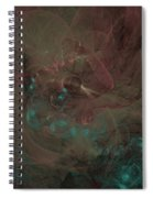 Open Your Eyes Spiral Notebook