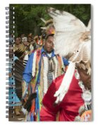 Opening Procession Spiral Notebook