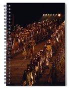Opera Aida Spiral Notebook