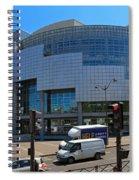 Opera De Paris Bastille Spiral Notebook