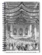 Opera: Don Giovanni, 1867 Spiral Notebook