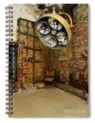 Operating Room - Eastern State Penitentiary Spiral Notebook