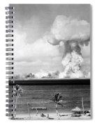 Operation Crossroads, Able Detonation Spiral Notebook
