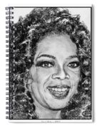 Oprah Winfrey In 2007 Spiral Notebook