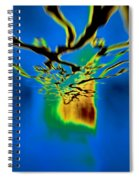 Optic Nerve Spiral Notebook