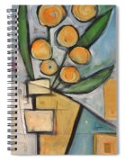 Orange Blossom Special Spiral Notebook