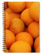 Oranges Spiral Notebook
