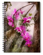 Orchid - Tropical Passion Spiral Notebook