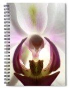 Orchid Heart 2 Spiral Notebook