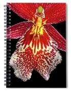 Orchid Hybrid Spiral Notebook