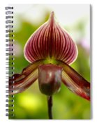 Orchid IIi Spiral Notebook