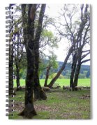 Oregon Sheep Farm Spiral Notebook