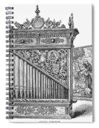 Organ Positive Spiral Notebook