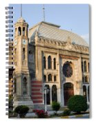 Orient Express Station In Istanbul Spiral Notebook