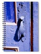 Ornate Door Handle Spiral Notebook