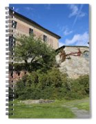 Oslo Castle - Akershus Spiral Notebook