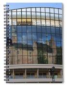 Oslo Cruise Ship Spiral Notebook