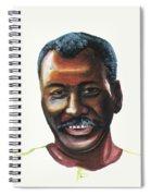 Oumar Souleymane Cisse Spiral Notebook