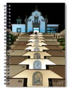 Our Lady Of Peace Chapel  Spiral Notebook