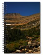 Our Mountains Spiral Notebook