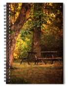 Our Special Place Spiral Notebook