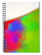 Our Words Have Color And Energy Spiral Notebook