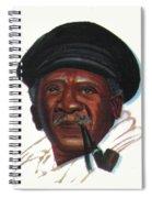 Ousmane Sembene Spiral Notebook