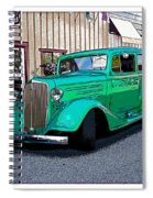Out In The Country Spiral Notebook
