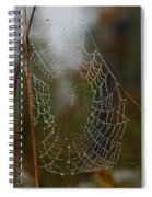 Out In The Morning Dew Spiral Notebook