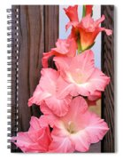 Out Of Bounds Spiral Notebook