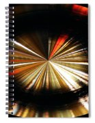 Out Of Control Spiral Notebook