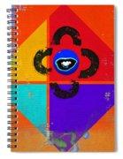 Outback Tv Spiral Notebook