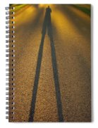 Outcast Spiral Notebook